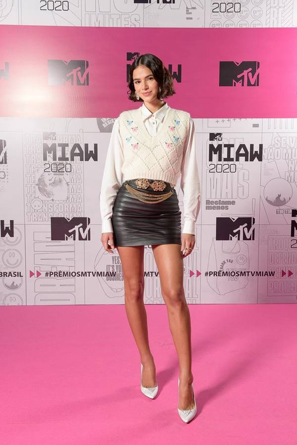 Bruna Marquezine no MTV Miaw 2020