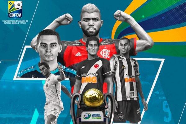 Campeonato Brasileiro de futebol digital