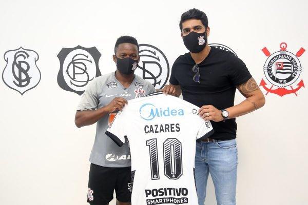Cazares Corinthians