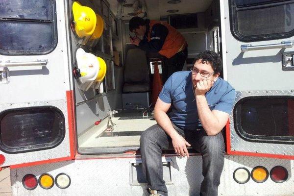 médico que comoveu argentina com relato no facebook