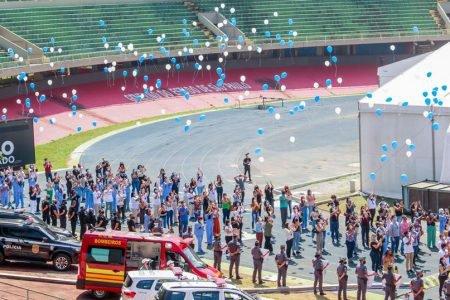 Adeus ao Hospital de Campanha do Ibirapuera, em SP