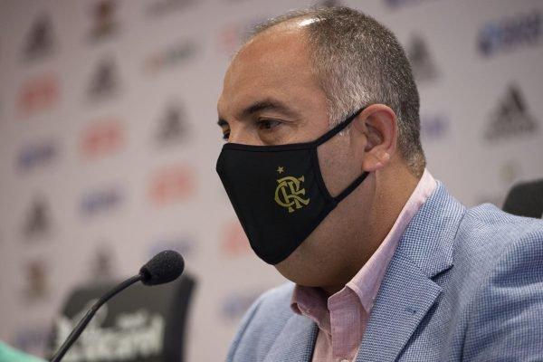 Marcos Braz Flamengo