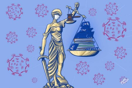 2 Justiça com alta processo trabalhista