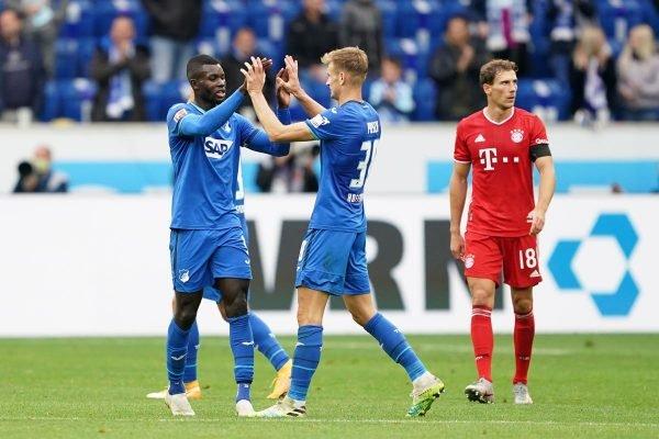 Hoffenheim x Bayern de Munique