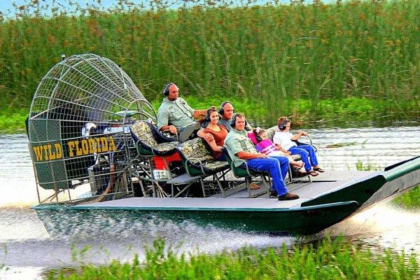 Everglades tour em Orlando