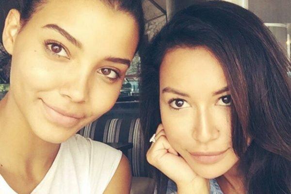 Nickayla e Naya Rivera
