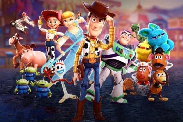 Personagens de Toy Story 4
