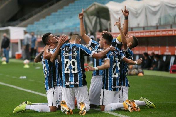 Grêmio se classifica na Libertadores