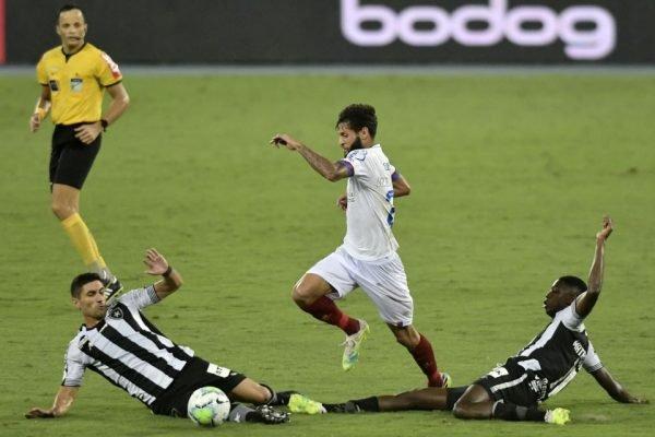 Bahia vence o Botafogo