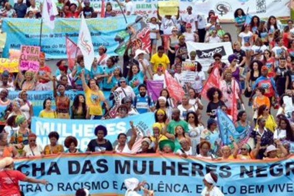 Participação da mulher negra Bahia