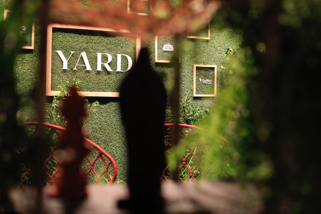 Inauguração do Bar Yard