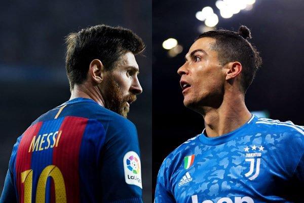 Messi x Cristiano Ronaldo