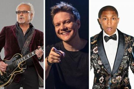 10 músicas mais tocadas no Brasil na última década