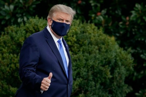 Prsidente dos EUA, Donald Trump