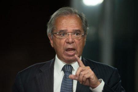 Ministro Guedes coletiva economia