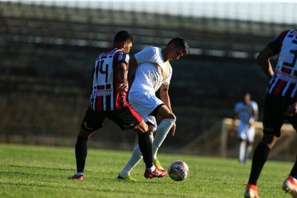 Brasiliense que enfrenta o Atlético BA pela quarta rodada da série D do Campeonato brasileiro de 2020