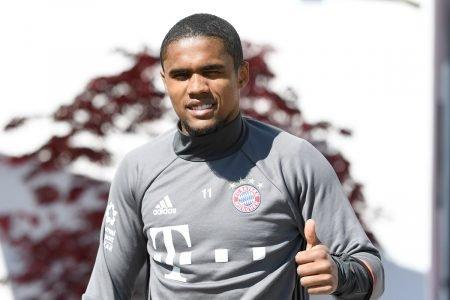 Douglas Costa Bayern de Munique