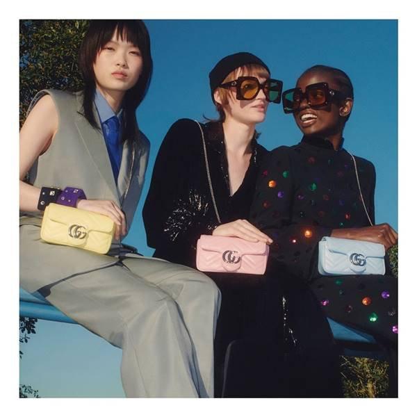 Campanha da Gucci