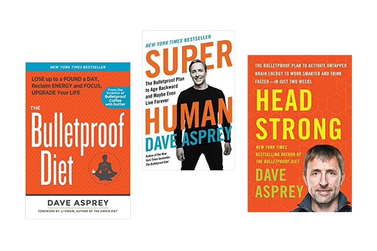 Livros de Dave Asprey