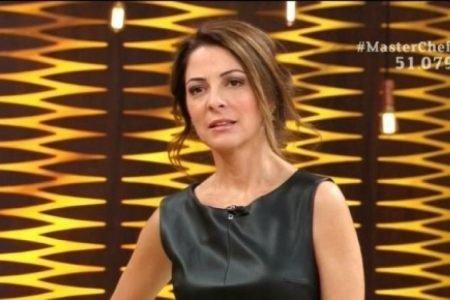 Ana Paula Padrão irritada