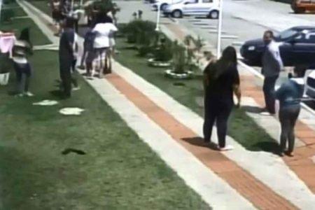 Criança cai do terceiro andar em Santa Catarina