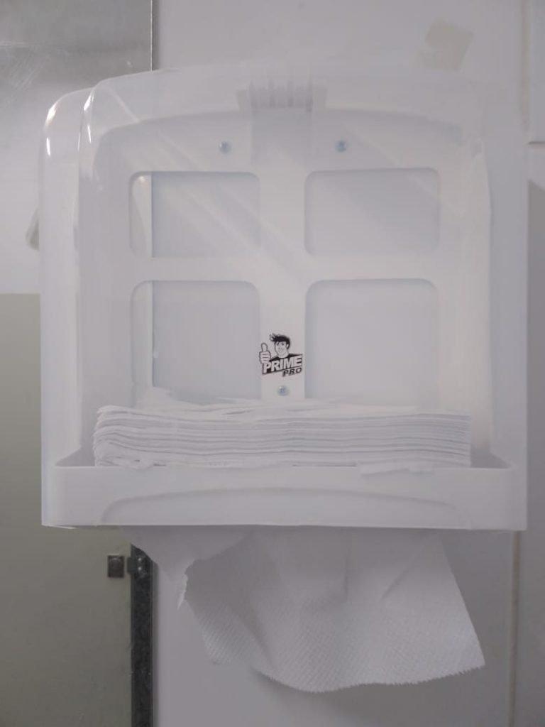 Faltam materiais de higiene no Hospital de Base