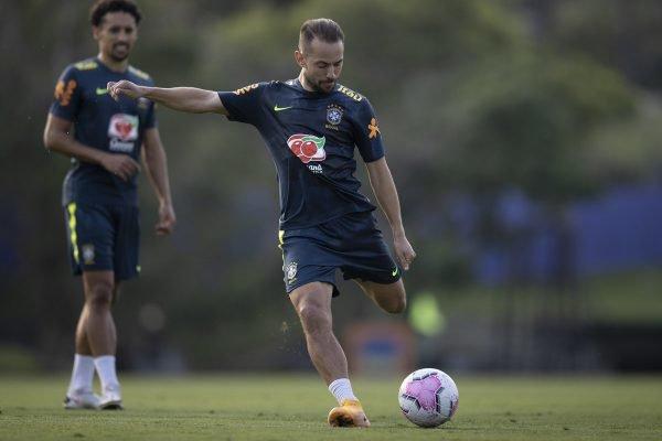 Everton Ribeiro Seleção