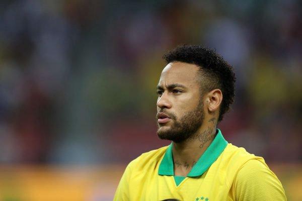 Neymar estreia Eliminatórias
