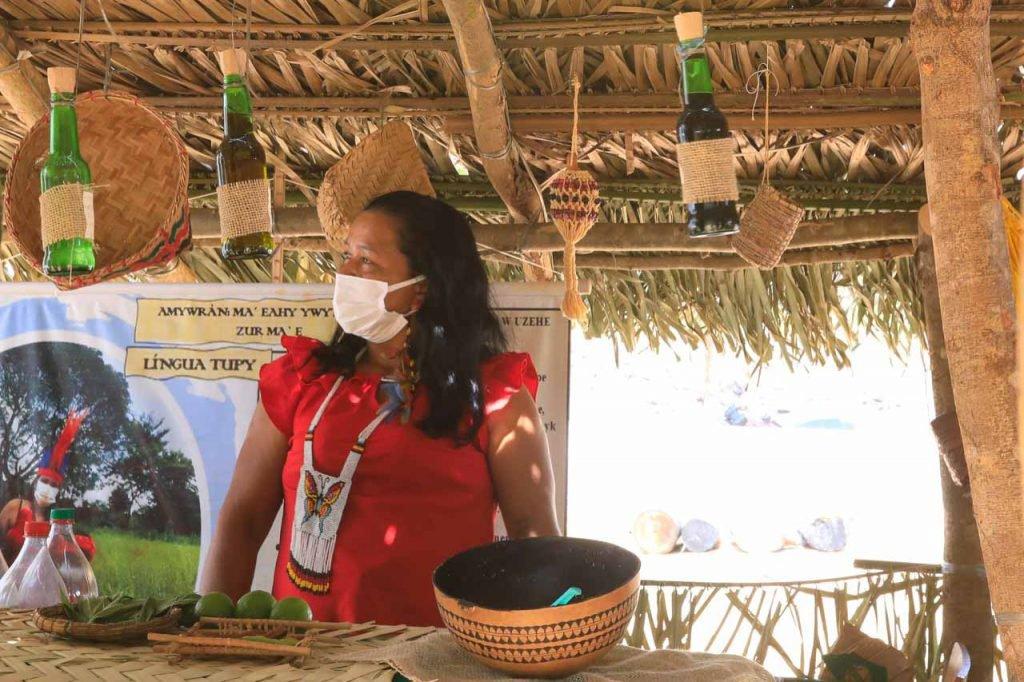 remedio covi-19 maconha aldeia indigena Maranhão