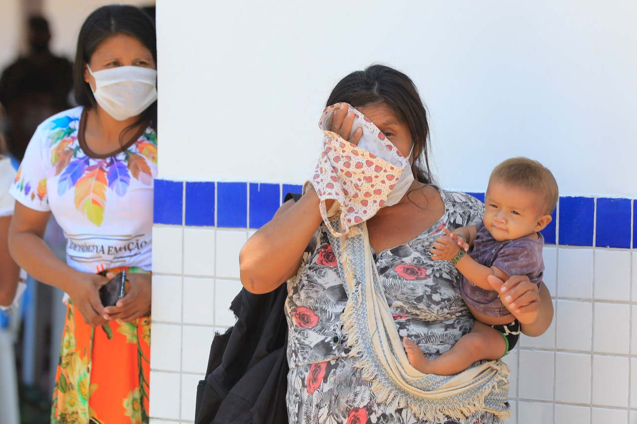 mortes tribos indigenas maranhao covid-19 coronavirus