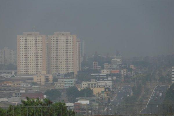 Chuva em Samambaia