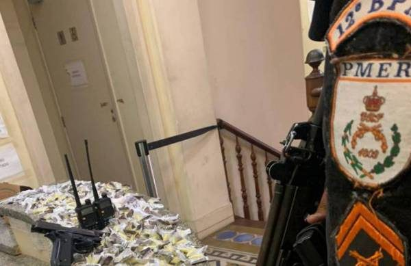 PM troca tiros em Niteroi
