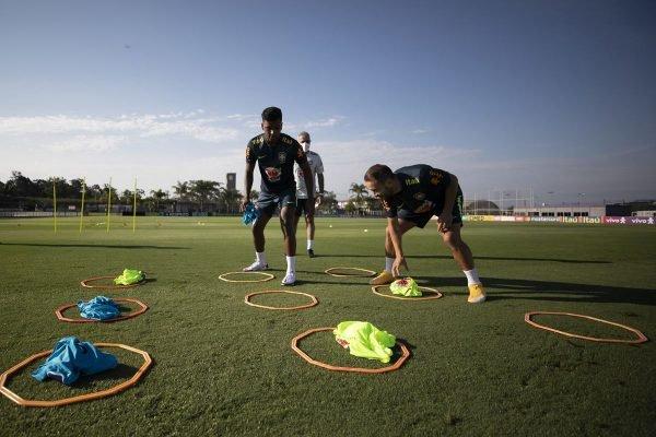 Everton Ribeiro na Seleção