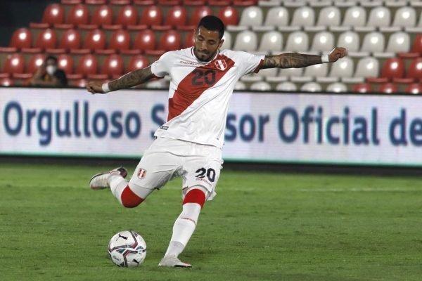 Peru tem quatro jogadores com Covid