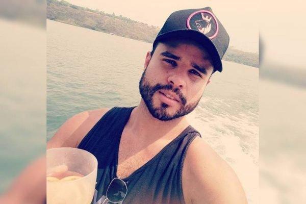Luís Gabriel da Silva Oliveira, que se afogou no Lago Paranoá