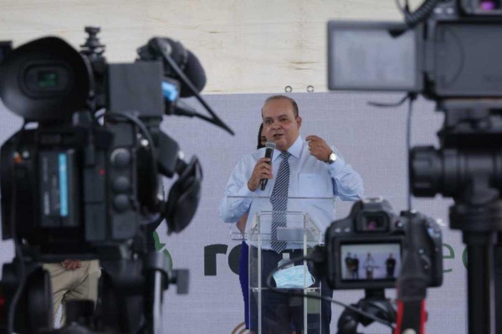 Ibaneis Rocha no Gama