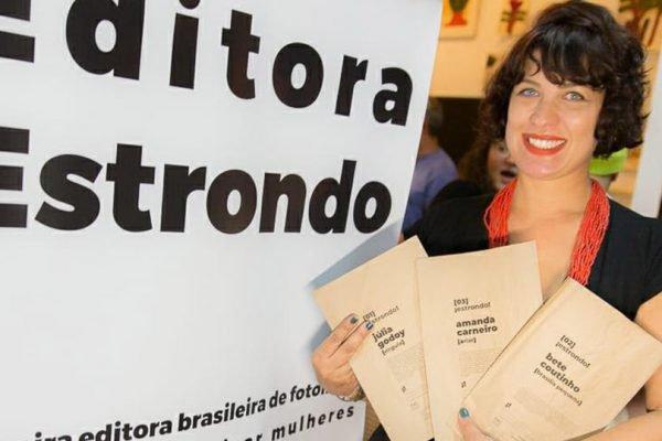 Michelle Bastos - Editora Estrondo