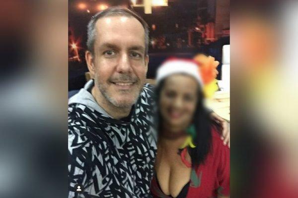 Ex-diretor do programa Pânico na Band, Alan Eduardo Rapp