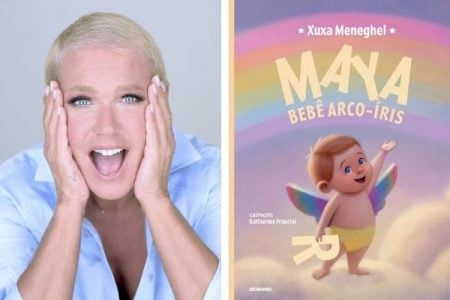 Xuxa lança livro infantil