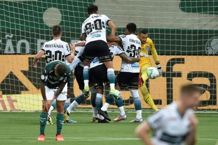 Palmeiras x Coritiba