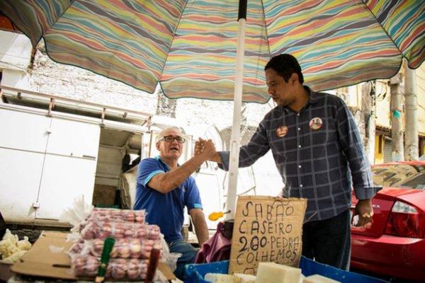 Campanha de Orlando Silva para prefeito de São Paulo