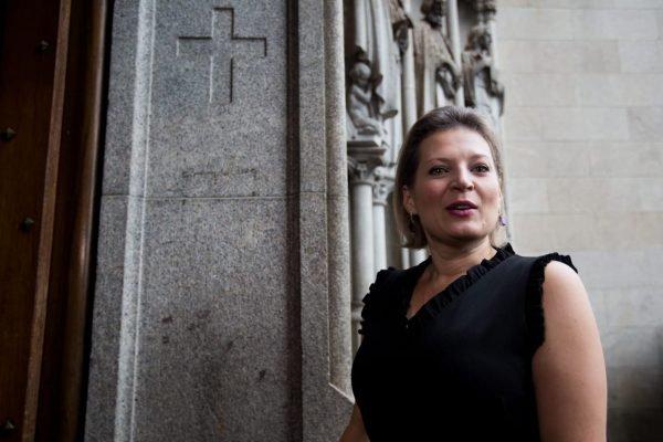 missa em homenagem ao dia do professor, na Catedral da Sé agenda Joice Hasselmann eleicoes sao paulo 2020 1