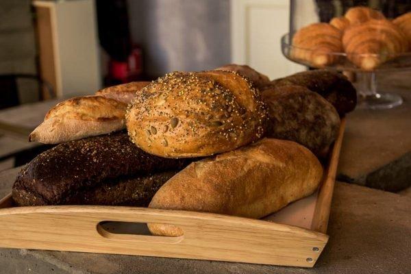 diferentes pães