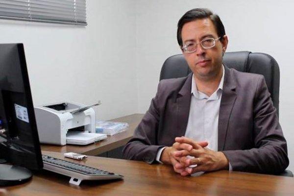 Valeriano Abreu, candidato a prefeito pelo PSL em Anápolis