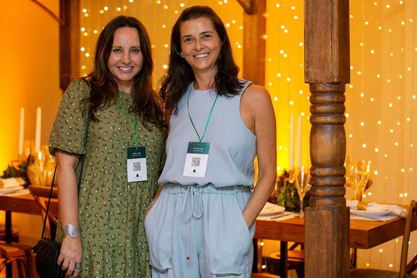 Karla Nasr e Eliane Nasr