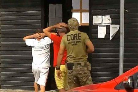 32 suspeitos são presos por crimes sexuais