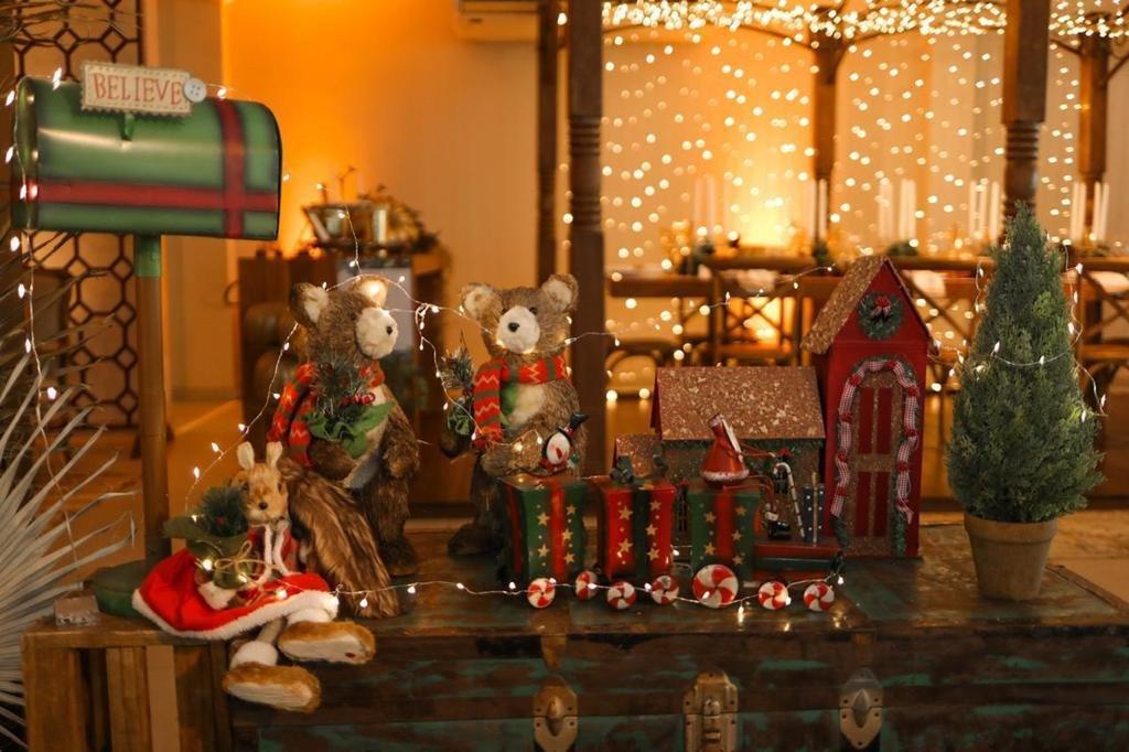 Abertura da mostra Memórias de Natal movimenta o espaço Panorama (1)