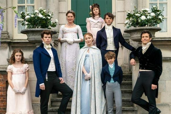 Bridgertons, nova série da Netflix