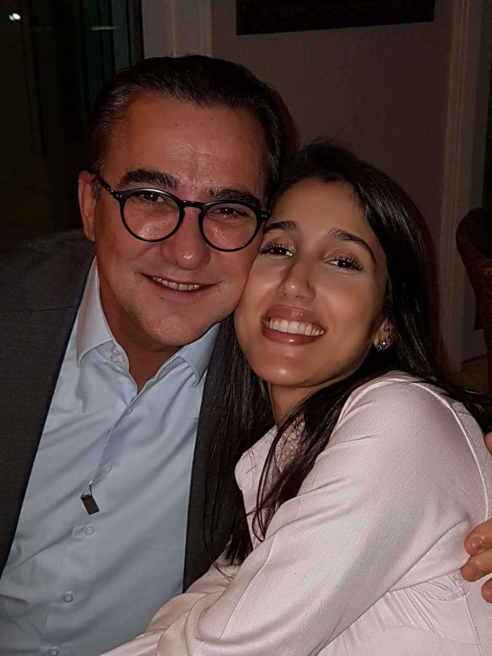 Fernanda e Admar Gonzaga