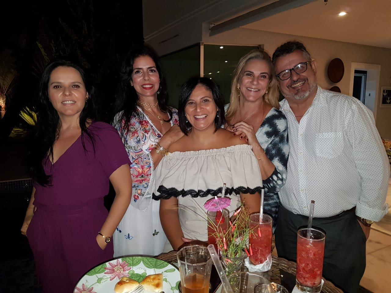 Hanaray, Sônia Gontijo, Cléa Corrêa, Marreco e Patrícia